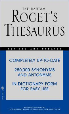 The Bantam Roget's Thesaurus By Landau, Sidney I. (EDT)